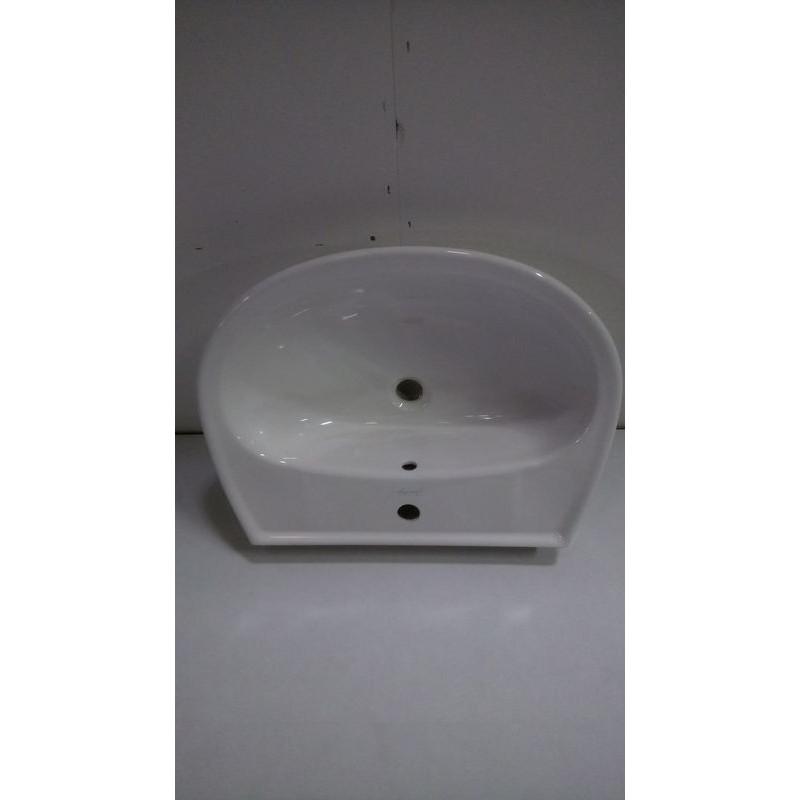 jacob delafon lavabo Marque : Jacob Delafon. Lavabo à poser sur colonne ou à fixer au mur. Neuf,  parfait état. Robinetterie et accessoires non fournis.
