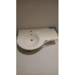 Vasque plan-vasque 90cm