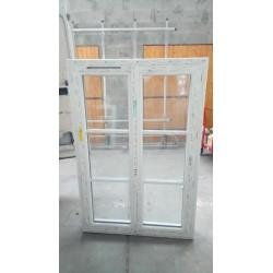 Fenêtre 2 ouvrants FR PVC 158/106