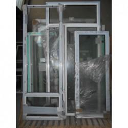 Porte-fenêtre avec imposte ALU 251/86
