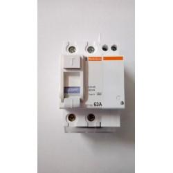 Interrupteur différentiel 63A 30mA TypeA