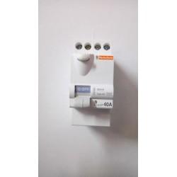 Interrupteur différentiel 40A 30mA TypeAC IDclicXP