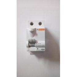 Interrupteur différentiel 40A 30mA TypeAC IDclicXE