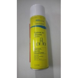 Graisse au Silicone Incolore 500mL