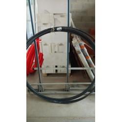Tuyau polyéthylène PEHD pour eau potable D25 24m