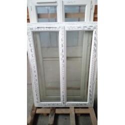 Fenêtre 2 ouvrants FR PVC 157/115