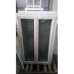 Fenêtre 2 ouvrants FR OB PVC 157/98
