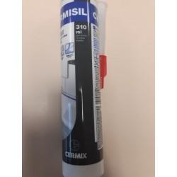 Mastic silicone Gris Clair 310ml CERMISIL