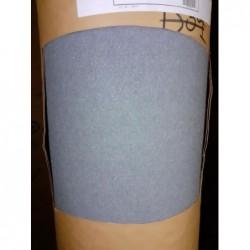 Sol textile aiguilleté (Gris souris) FORBO 26m²