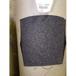 Sol textile aiguilleté (Pourpre) FORBO 74m²