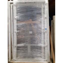 Porte fenêtre 2 ouvrants FR PVC 114/223