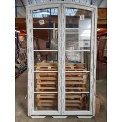 Porte fenêtre 2 ouvrants FR PVC 148/248